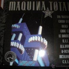 Disques de vinyle: MAQUINA TOTAL VOL.2 . Lote 40307467