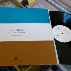 Discos de vinilo: LE MANS ENTRESEMANA LP DISCO DE VINILO 1994 ELEFANT RECORDS SIMILAR A LOS PLANETAS. Lote 40320139