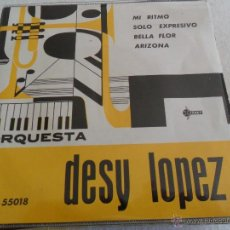 Discos de vinilo: ORQUESTA DESY LOPEZ - MI RITMO + 3 EP 1961. Lote 40323970