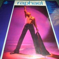 Discos de vinilo: RAPHAEL - RAPHAEL LP - ORIGINAL ESPAÑOL HISPAVOX 1965 DEBUT ALBUM - MONOAURAL -. Lote 40326852