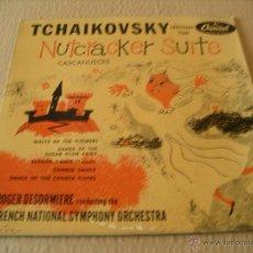 Discos de vinilo: DESORMIERE EP 45 RPM TCHAIKOVSKY CASCANUECES SELECCION ESPAÑA 1959 EX/EX+. Lote 40332847