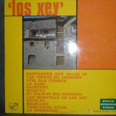 Discos de vinilo: LOS XEY - LOS XEY LP - ORIGINAL ESPAÑOL - ZAFIRO RECORDS 1972 SERIE ETIQUETA VERDE - MUY NUEVO (5) -. Lote 55689671