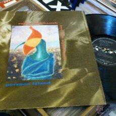 Discos de vinilo: ROBYN HITCHCOCK PERSPEX ISLAND LP DISCO DE VINILO 1991 A&M RECORDS. Lote 40336166