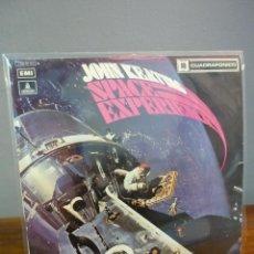 Discos de vinilo: JOHN KEATING SPACE EXPERIENCE LP. Lote 40349545