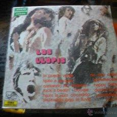 Discos de vinilo: LOS LLOPIS - LA PUERTA VERDE . Lote 40367179
