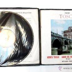 Discos de vinilo: ANTIGUA COLECCION DE MUSICA CLASICA Y OPERA EN DISCOS DE VINILO DEL COMPOSITOR PUCCINI OBRA TOSCA.. Lote 40374725