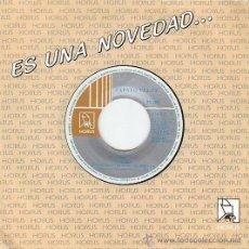 Discos de vinilo: ZAPATO VELOZ: EL POMPIS / LADY DI. EDITADO POR HORUS EN 1993. Lote 40385754