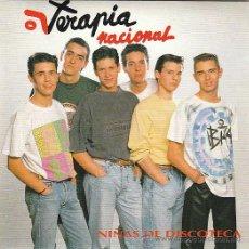 Discos de vinilo: TERAPIA NACIONAL: NIÑAS DE DISCOTECA. EDITADO POR SALAMANDRA EN 1992. Lote 40385810