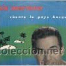 Discos de vinilo: LUIS MARIANO 10¨ (25 CTMS.) DEL SELLO LA VOZ DE SU AMO EDITADO EN FRANCIA. Lote 40392269