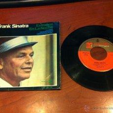 Discos de vinilo: FRANK SINATRA - EXTRAÑOS EN LA NOCHE - EP 1966 -. Lote 40399983