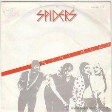 Discos de vinilo: THE SPIDERS - MONY MONY - WHO'S THE PTHER ONE, EDITADO POR RED RECORDS EN 1980. Lote 40400109