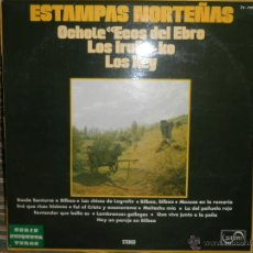 Discos de vinilo: ESTAMPAS NORTEÑAS - VARIOS GRUPOS LP - ORIGINAL ESPAÑA - ZAFIRO RECORDS 1977 -. Lote 40400958