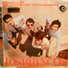 Discos de vinilo: LOS BRINCOS-EP RENACERA +3-1966. Lote 40402917
