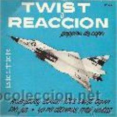 Discos de vinilo: TWIST A REACCION PEPPINO DE CAPRI EP SELLO BELTER AÑO 1962. Lote 40405202