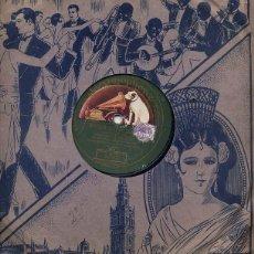 Discos de vinilo: LA GOYA / SEGUIDILLAS / TAPAME, TAPAME (GRAMOPHONE). Lote 40406016