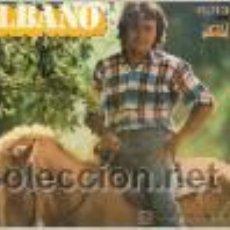 Discos de vinilo: AL BANO 10¨ (25 CTMS.) SELLO ODEON AÑO 1972. Lote 40409066