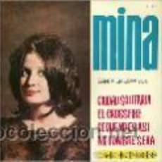 Discos de vinilo: MINA CANTA EN ESPAÑOL EP SELLO BELTER AÑO 1964. Lote 40410536