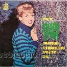 Discos de vinilo: JOCKIE TRENT EP SELLO HISPAVOX AÑO 1965. Lote 40410586
