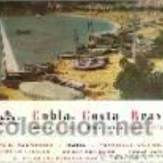 Discos de vinilo: COBLA COSTA BRAVA 10¨ (25 CTMS) SELLO ALHAMBRA AÑO 1966. Lote 40415983
