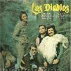 Discos de vinilo: LOS DIABLOS 10¨ (25 CTMS) SELLO ORLADOR AÑO 1973.. Lote 40416287
