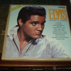 Discos de vinilo: ELVIS PRESLEY LP RETURN TO SENDER. Lote 40418771