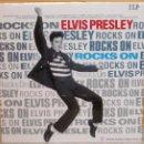 Discos de vinilo: ELVIS PRESLEY - ROCKS ON 2 LP´S - VINYL PASSION - PRECINTADO - 2010. Lote 40430492
