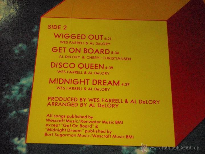 Discos de vinilo: DREAM EXPRESS ( DREAM EXPRESS ) CALIFORNIA-USA 1979 LP33 MCA RECORDS - Foto 4 - 40432032