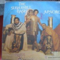 Discos de vinilo: THE SUGARHILL GANG. Lote 141438965