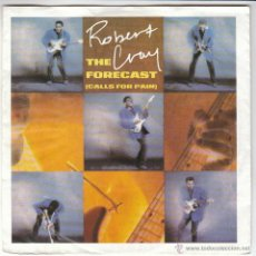 Discos de vinilo: ROBERT CRAY - THE FORECAST - HOLDIN' COURT, EDITADO POR MERCURY EN 1990. Lote 40451148