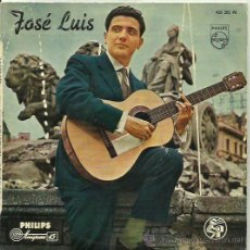 Discos de vinilo: JOSE LUIS EP SELLO PHILIPS AÑO 1959. Lote 40453945