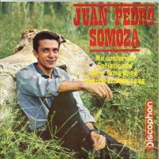 Discos de vinilo: JUAN PEDRO SOMOZA EP SELLO DISCOPHON AÑO 1964. Lote 40453997