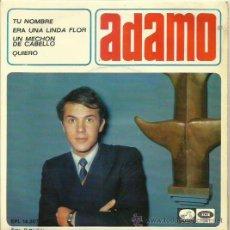 Discos de vinilo: ADAMO EP SELLO LA VOZ DE SU AMO AÑO 1966. Lote 40454230