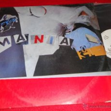 Discos de vinil: MANIA KING KONG/ INSTRUMENTAL 12 MX 1985 CITRA MOVIDA VALENCIA VINILO NUEVO. Lote 40455200