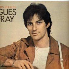 Discos de vinilo: HUGUES HUFRAY LP FRANCES BARCLAYS. Lote 40459881