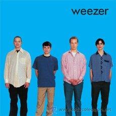 Discos de vinilo: LP WEEZER- WEEZER BLUE VINILO 180G + MP3 DOWNLOAD GRUNGE NIRVANA. Lote 210711964