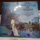 Discos de vinilo: 2 DISCOS TORBELLINOS DE VALSES DE JOHANN STRAUSS. Lote 40465010