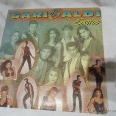 Discos de vinilo: DISCO GARIBALDI GRANDES EXITOS. Lote 40466485