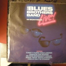 Discos de vinilo: THE BLUES BROTHERS BAND. Lote 40467134