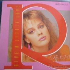 Discos de vinilo: ROXANNE GIVE A LITTLE LOVE. Lote 40467849