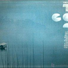 Discos de vinilo: LP STOMU YAMASHTA : GO TOO ( CON AL DIMEOLA, KLAUS SCHULZE, JESS RODEN, ETC) . Lote 40471302