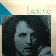 Discos de vinilo: LP BIBIANO : ESTAMOS CHEGANDO O MAR . Lote 40471397