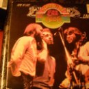 Discos de vinilo: BEE GEES HERE AT LAST BEE GEES LIVE. Lote 146712368