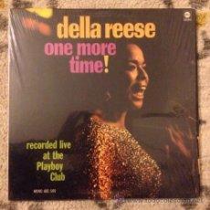 Discos de vinilo: DELLA RESE / ONE MORE TIME 1966 !! RARA EDIC ORIG USA !! TODO IMPECABLE. Lote 40484157