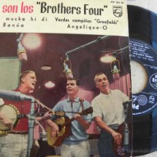 Discos de vinilo: BROTHERS FOUR -EP 1960. Lote 40484277