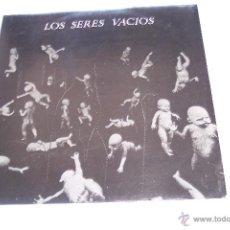 Discos de vinilo: LOS SERES VACIOS (ANA CURRA) (PARALISIS PERMANENTE) MAX-LUNA NUEVA/MAS (1983)MUY B.ESTADO. Lote 40485018