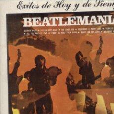 Discos de vinilo: BEATLEMANIA LP ORQUESTA 101 STRINGS VG+/EX. Lote 40497948