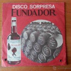 Discos de vinilo: DISCO SORPRESA FUNDADOR - MONICA BUSCH. Lote 35328756