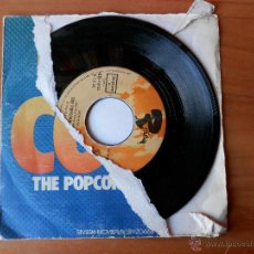 Discos de vinilo: POPCORN. TOAD IN THE HOLE - THE POPCORN MAKERS. Lote 35329205