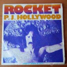 Discos de vinilo: ROCKET. TELEPHONE - P.J. HOLLYWODD. Lote 35329216