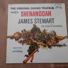 Discos de vinilo: SHENANDOAH. THE ORIGNAL SOUNDTRACK ALBUM - MUSIC COMPOSED BY JOSEP GERSHENSON. Lote 35727038